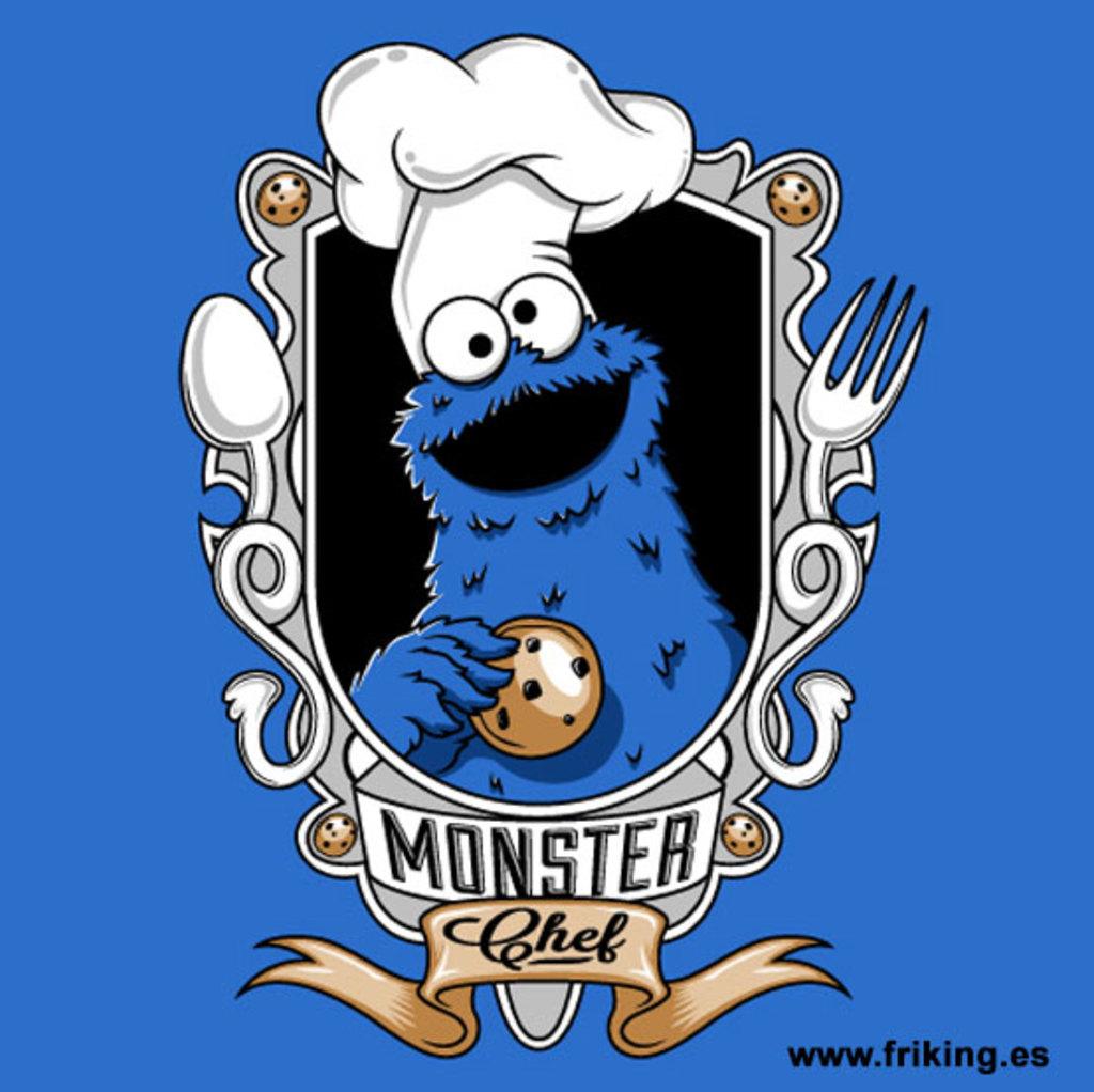 Camiseta master chef4667782
